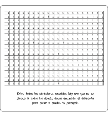 PERCEPCION 1-I