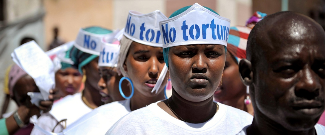 Human Rights Day in Somalia