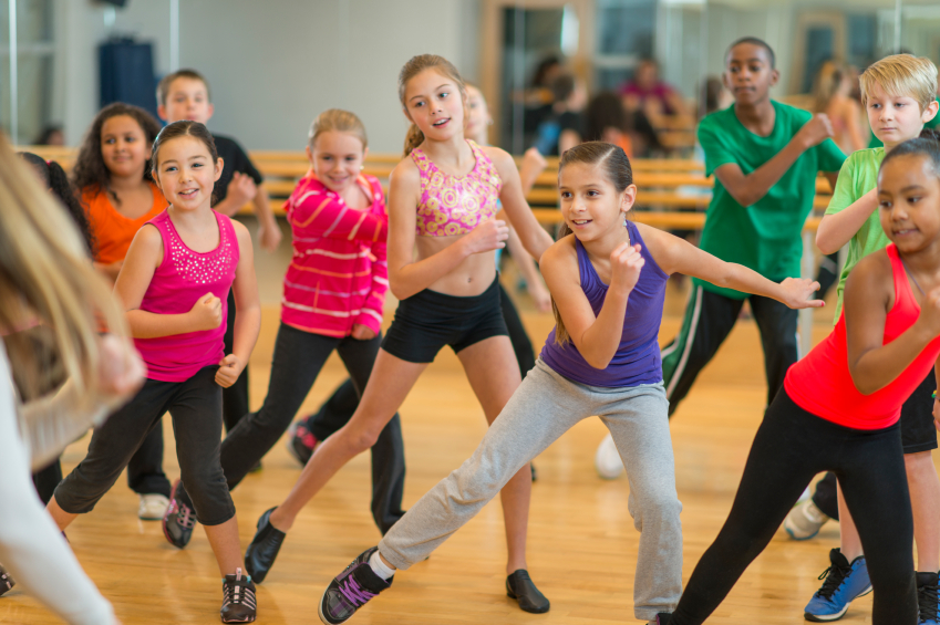 Kids Zumba, Dance Fitness